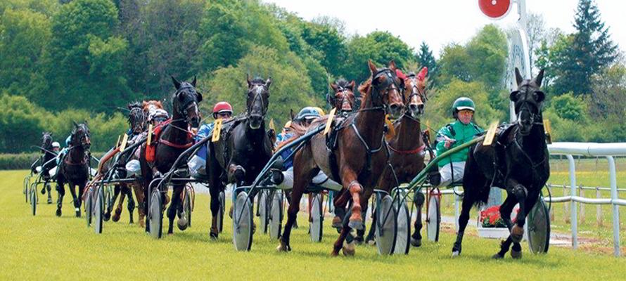 Courses ; Savigny ; hippodrome des Patis