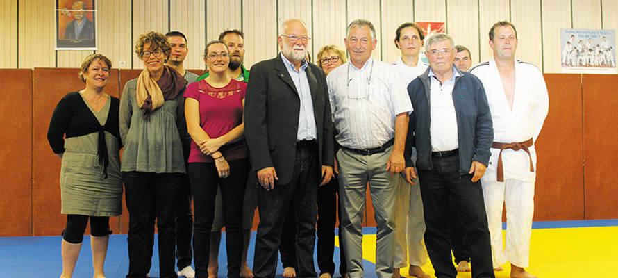 Judo Club de Savigny ; Savigny sur Braye