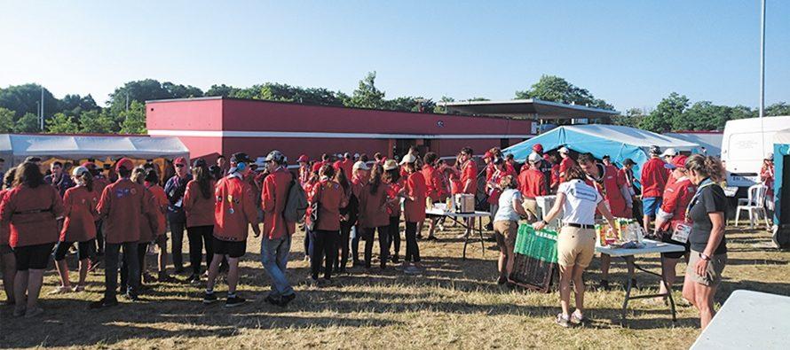 Des scouts vendômois aux 24h du Mans
