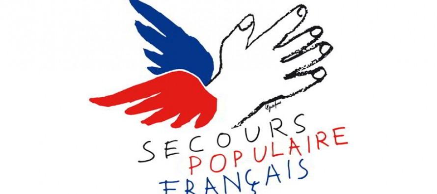 Aidez à lutter contre la précarité avec le Secours populaire français