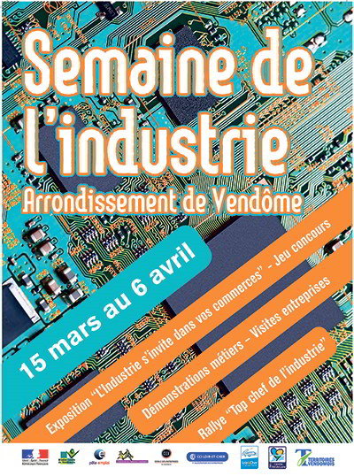 French Fab en mouvement ; Semaine de l'Industrie