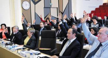 Département: budget adopté et dotation d'aménagement durable