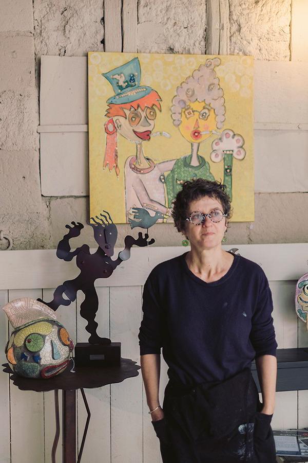 Sophie Delpy ; Giovanni Scarciello