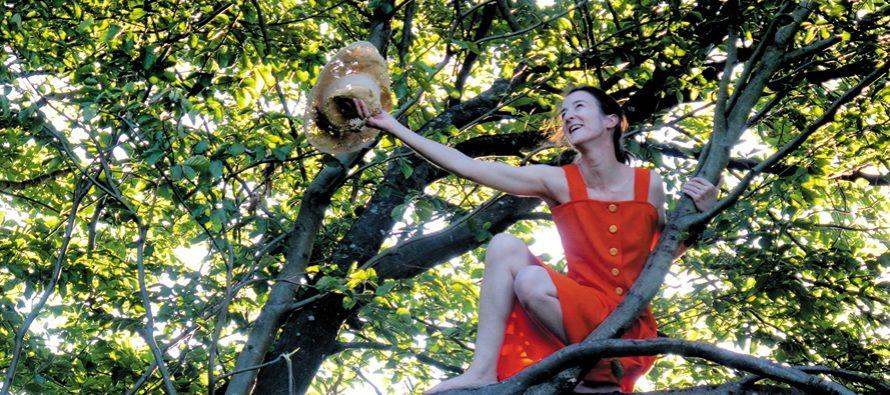 Sophie Raive: la fée verte de Danzé
