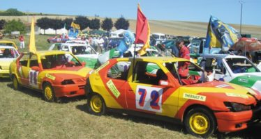 Super Stock-Car à Souday