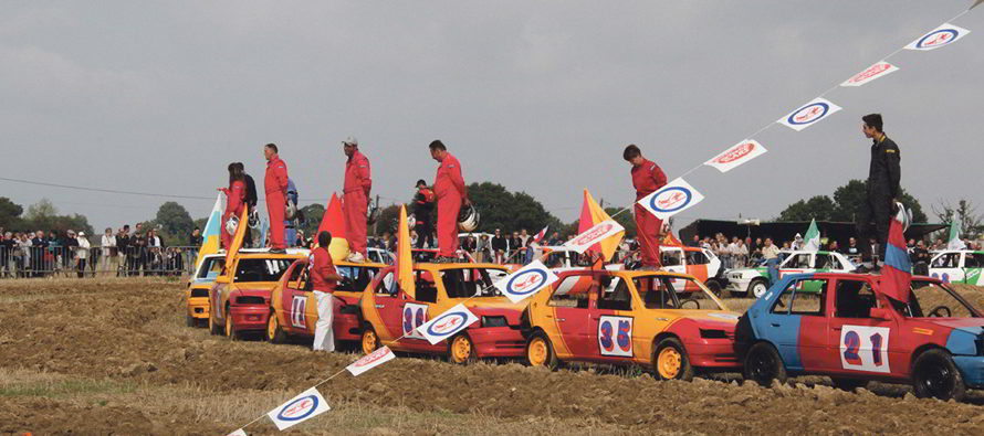 Super Stock Car à Souday