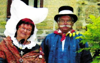 Danses folkloriques de Normandie «Les Triolettes»