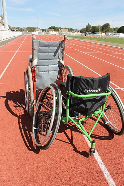 Marie-Amélie Le Fur ; paralympique ; Handisport