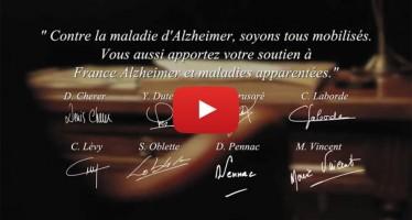 Des mots pour Alzheimer – Spot de sensibilisation 2015