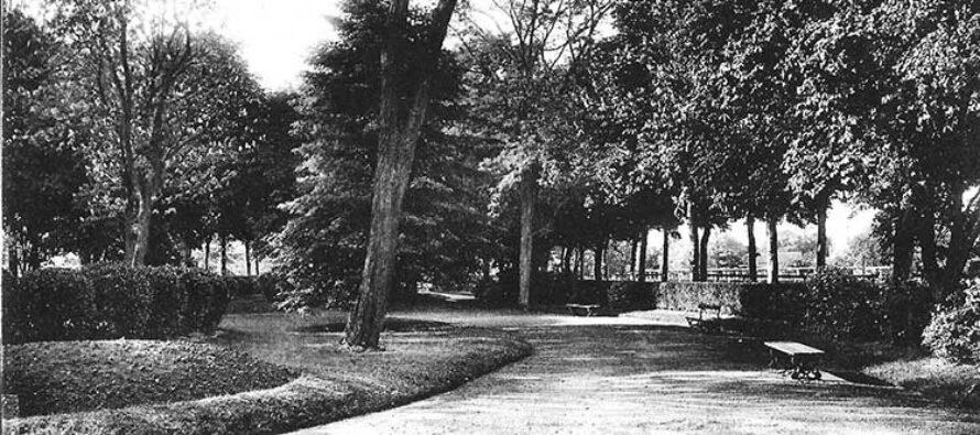 Les jardins des «Squares Belot»
