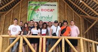 L'équateur comme destination