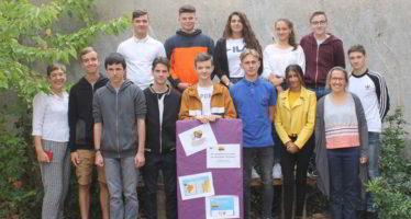 Saint-Joseph au départ pour l'Equateur en 2019