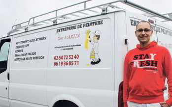 Tony Martin artisan-passionné