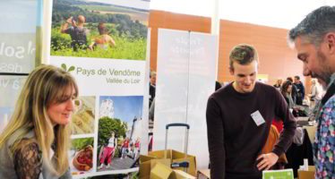 Le Vendômois s'installe au 20e Carrefour du Tourisme