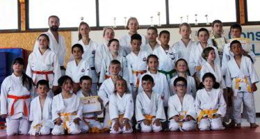 USE Judo, un club qui monte