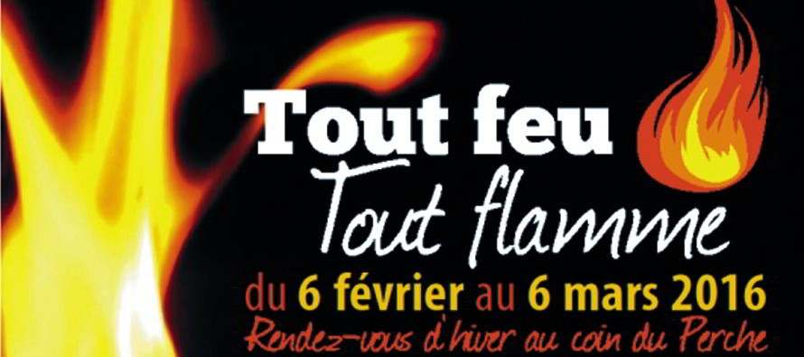 «Tout feu Tout flamme» à Arville