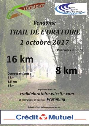 trail de l'Oratoire