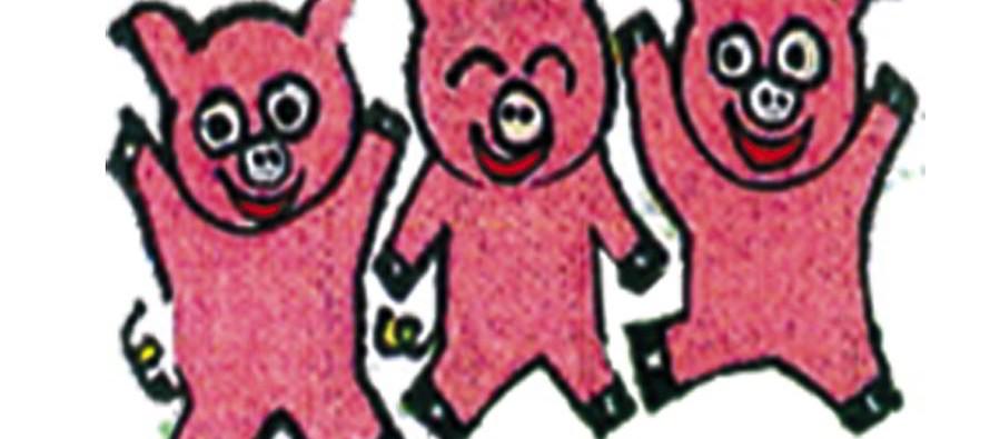 La fête du cochon à Théhet