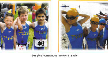 Triathlon : les Audoniens assurent !
