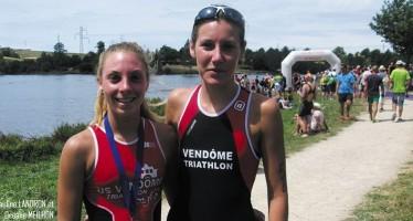 L'année des records, une année riche pour l'USV triathlon