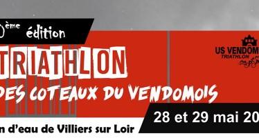 Triathlon des coteaux du vendômois : déjà 20 ans !