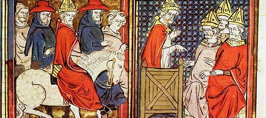 Quand le pape Urbain II séjourna à l'abbaye de la Trinité de Vendôme