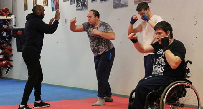 Semaine du Handicap pour l'USV