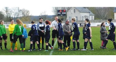 USV Foot Féminin : «Mesdames, franchissez les barrières»