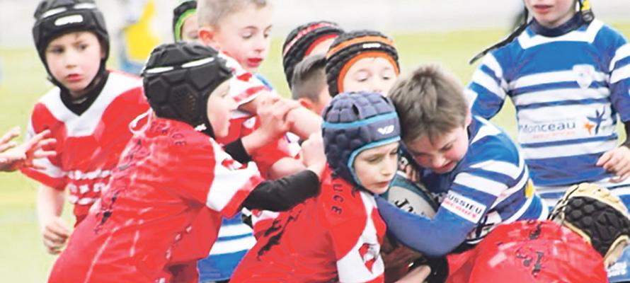 Tournoi de la Salamandre ; rugby