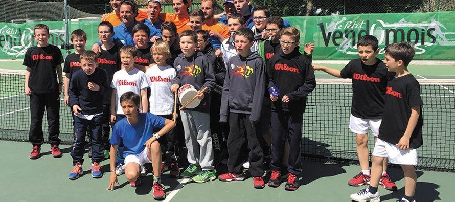 L'événement incontournable de la saison de tennis !