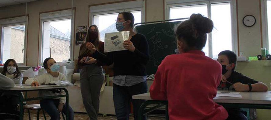 Recyclage :  les écoles passent à l'action