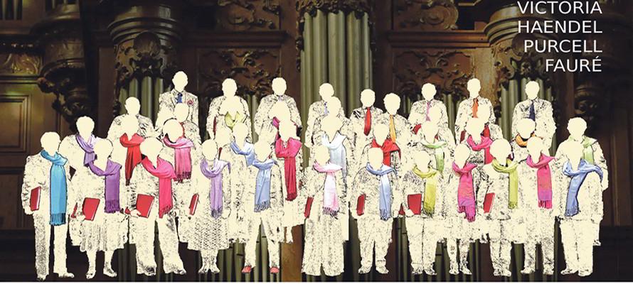 Vincent Grappy ; Antoine Boesset ; Ensemble Vocal ; orgue