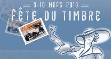 La Fête du Timbre à Vendôme les 9 et 10 mars