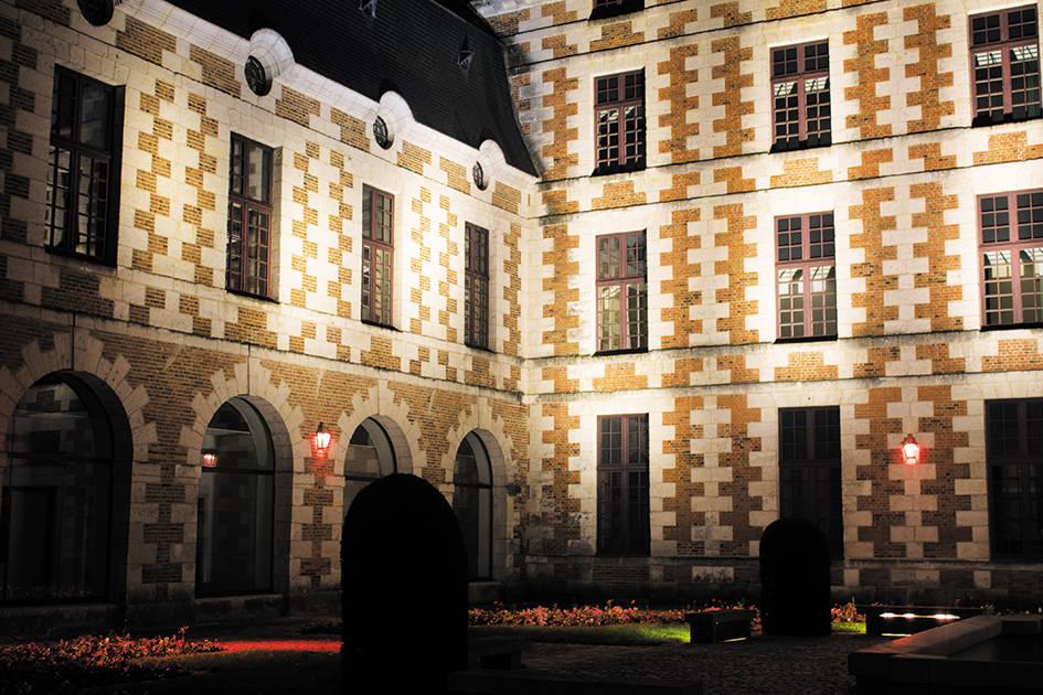 Vendôme , ville d'eau et de lumière ; Vendôme
