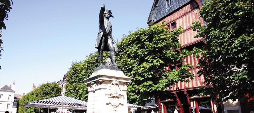 Vendôme : Du nouveau place Saint-Martin !