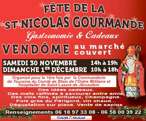 Marché St Nicolas
