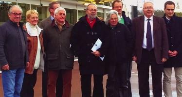 Vendôme TGV Développement pour une réunion à 105 communes