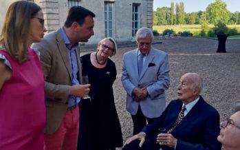 Valéry Giscard d'Estaing, Loir-et-Chérien à jamais