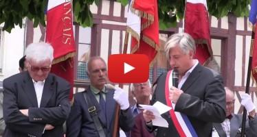 Hommage au Maréchal de Rochambeau