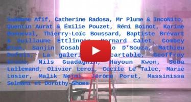 Trailer Triennale de Vendôme