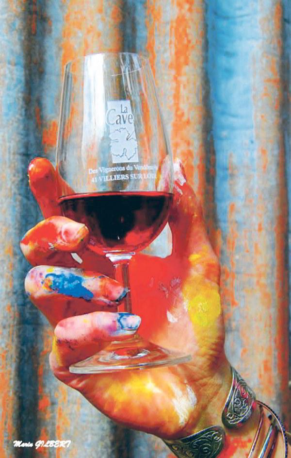 Villiers ; Thoré ; Maison du Vin
