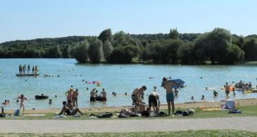 Autour du plan d'eau de Villiers-sur-Loir