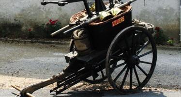 Les sapeurs-pompiers de Villiers sur Loir fêtent les 150 ans de leur Centre d'intervention