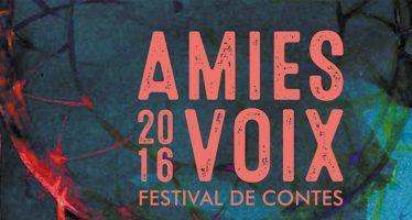 «Couleurs de rêves» Festival de contes AMIES VOIX du 23 septembre au 26 octobre