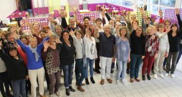 Vox Pop, la chorale du Vendômois qui chante en rythme